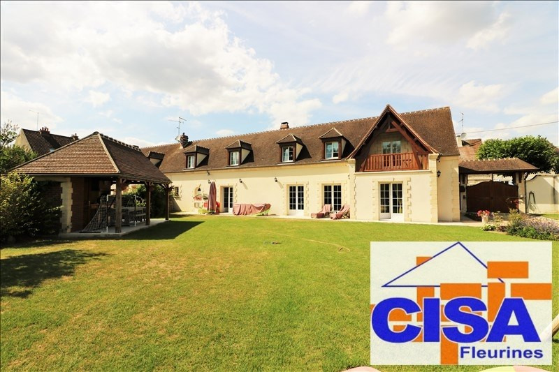 Vente de prestige maison / villa Chantilly 840 000€ - Photo 4