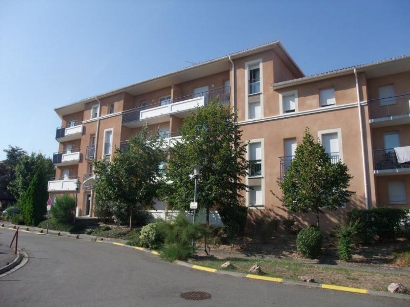 Rental apartment Ramonville-saint-agne 443€ CC - Picture 1
