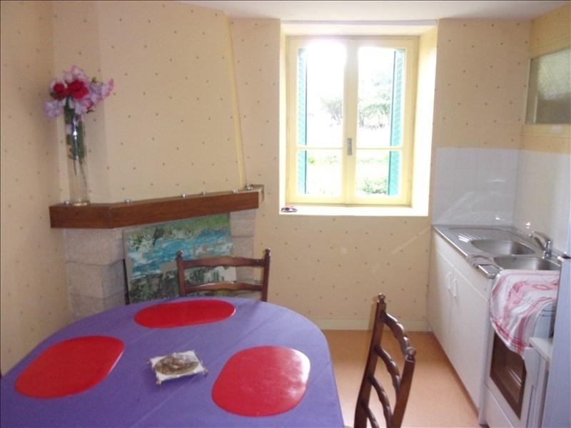 Vente maison / villa Bazouges sous hede 82080€ - Photo 3