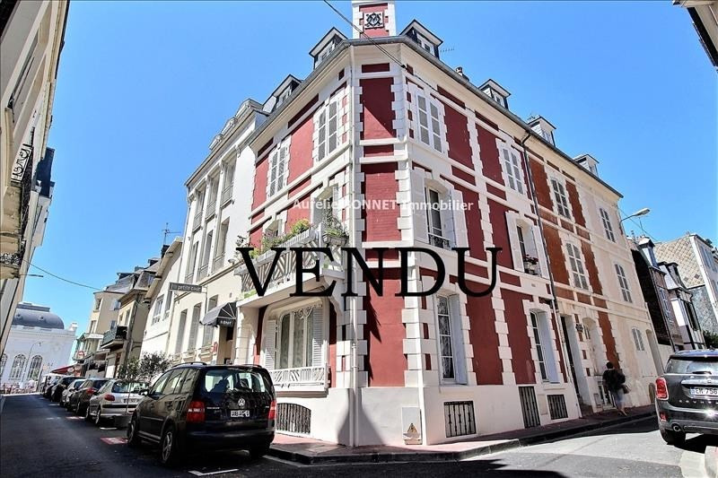 Vente appartement Trouville sur mer 135 000€ - Photo 1