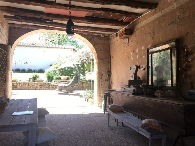 Sale house / villa Sourcieux les mines 345 000€ - Picture 2