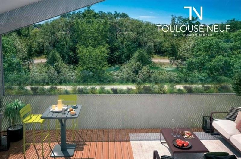 Vente appartement Toulouse 282500€ - Photo 1