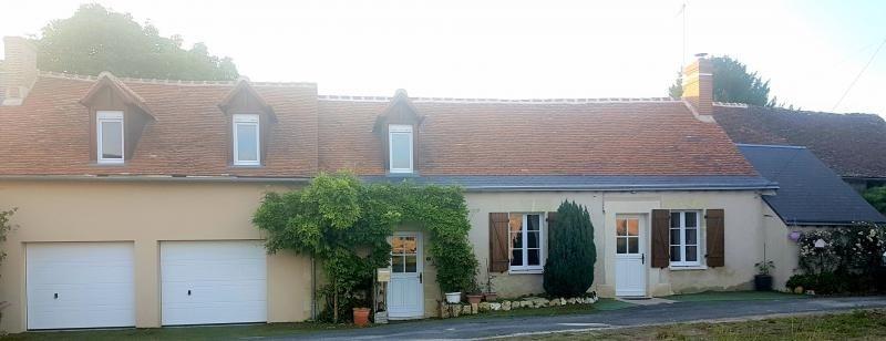 Vente maison / villa Lignieres de touraine 209000€ - Photo 2