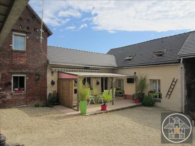 Sale house / villa Noyon 204000€ - Picture 1
