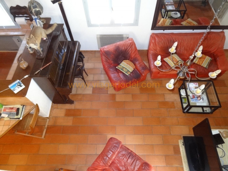Life annuity house / villa Theziers 70000€ - Picture 14