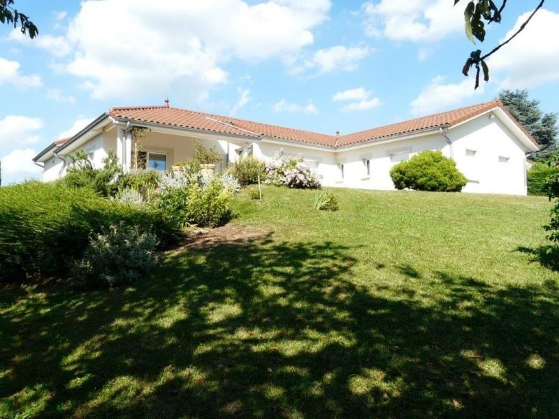 Vente maison / villa Vienne 520 000€ - Photo 2