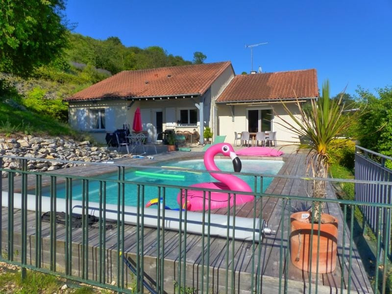 Vente maison / villa Migne auxances 365 000€ - Photo 1