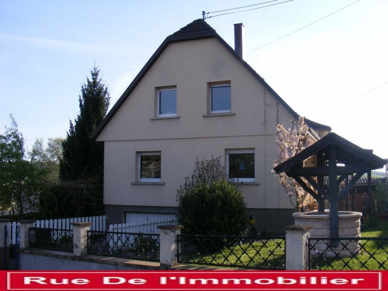 Sale house / villa Gundershoffen 180 000€ - Picture 2