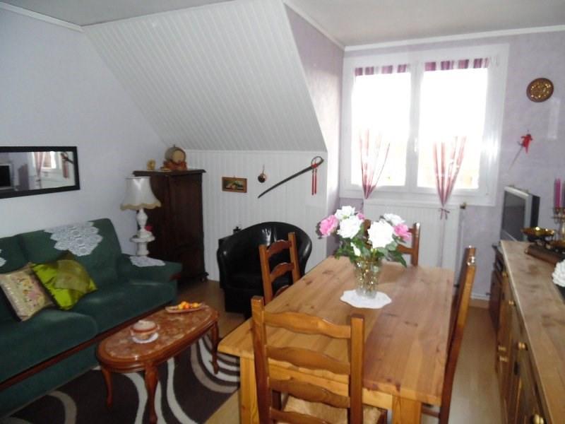 Verkoop  appartement Eu 132000€ - Foto 5