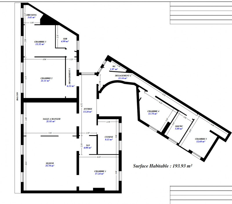 Location appartement Paris 9ème 5067€ CC - Photo 10