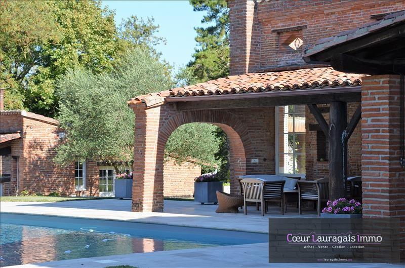 Vente de prestige maison / villa Dremil lafage 795000€ - Photo 2