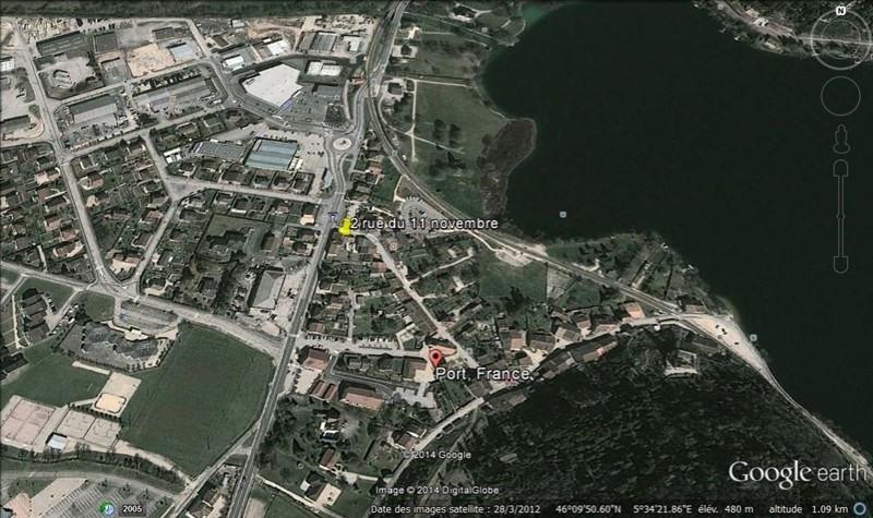 Location appartement Port 590€ CC - Photo 10