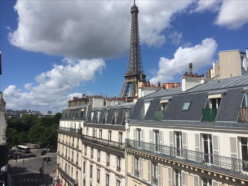 Alquiler  apartamento Paris 7ème 1135€ CC - Fotografía 1