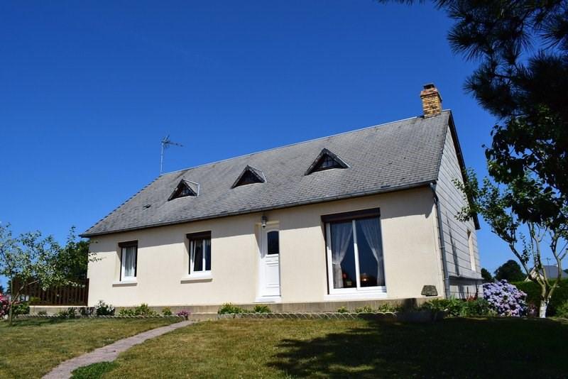 Vente maison / villa Coutances 147000€ - Photo 1
