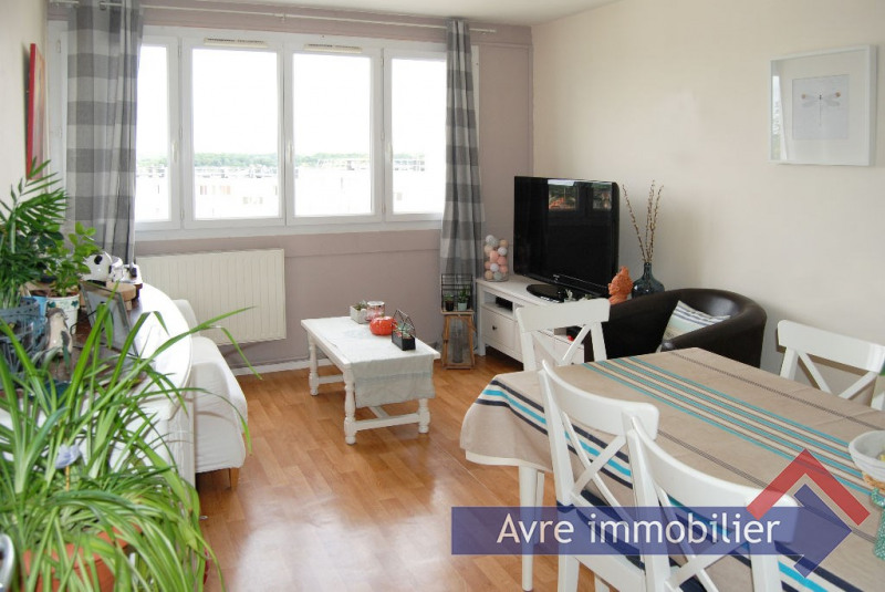 Sale apartment Tillieres sur avre 58 500€ - Picture 2