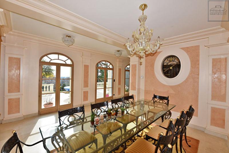 Deluxe sale house / villa Saint didier au mont d or 1360000€ - Picture 4