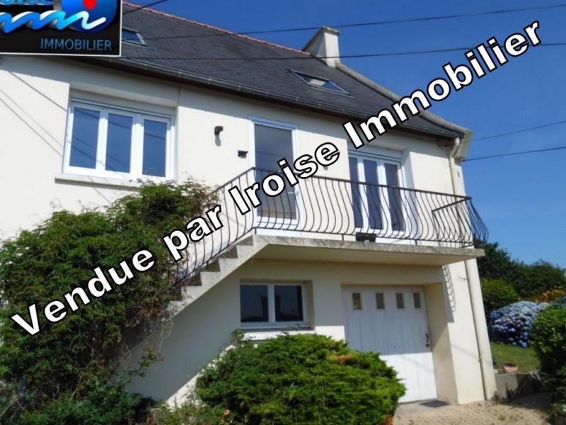 Sale house / villa Brest 154400€ - Picture 1