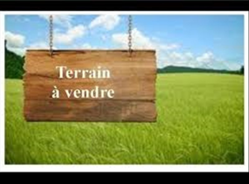 Vente terrain Soyons 135 000€ - Photo 1