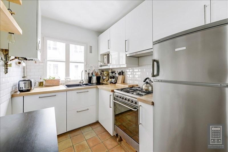 Deluxe sale apartment Paris 18ème 995000€ - Picture 7