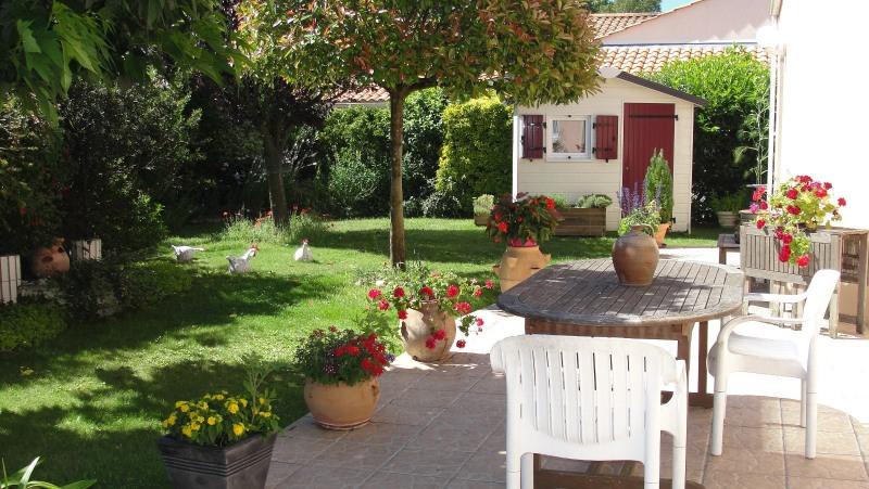 Vente maison / villa Challans 114200€ - Photo 6