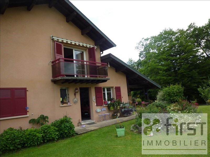 Vendita casa Cusy 550000€ - Fotografia 8