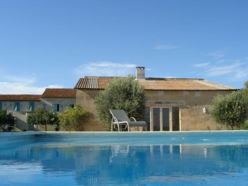 Deluxe sale house / villa Arles 2 480 000€ - Picture 1