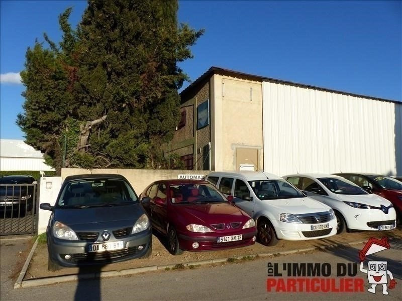 Vermietung büro Vitrolles 1250€ HT/HC - Fotografie 1