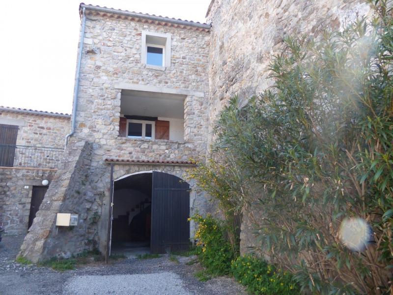 Vente maison / villa Uzer 128000€ - Photo 2