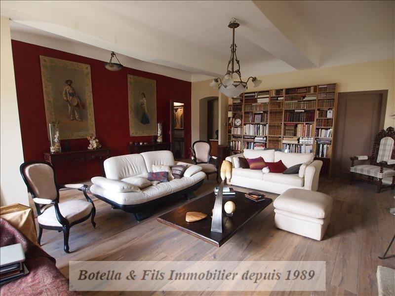 Verkoop van prestige  huis Uzes 526000€ - Foto 7