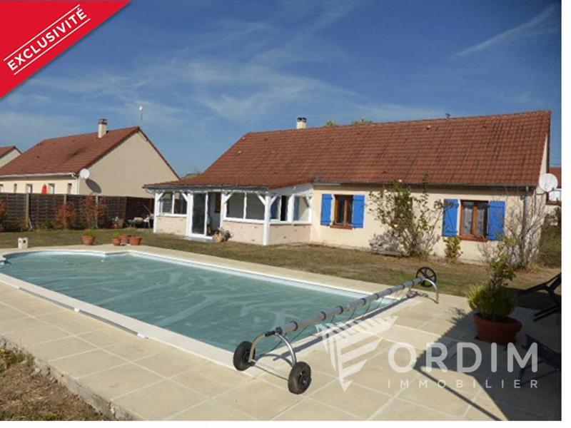 Sale house / villa Cosne cours sur loire 197000€ - Picture 1