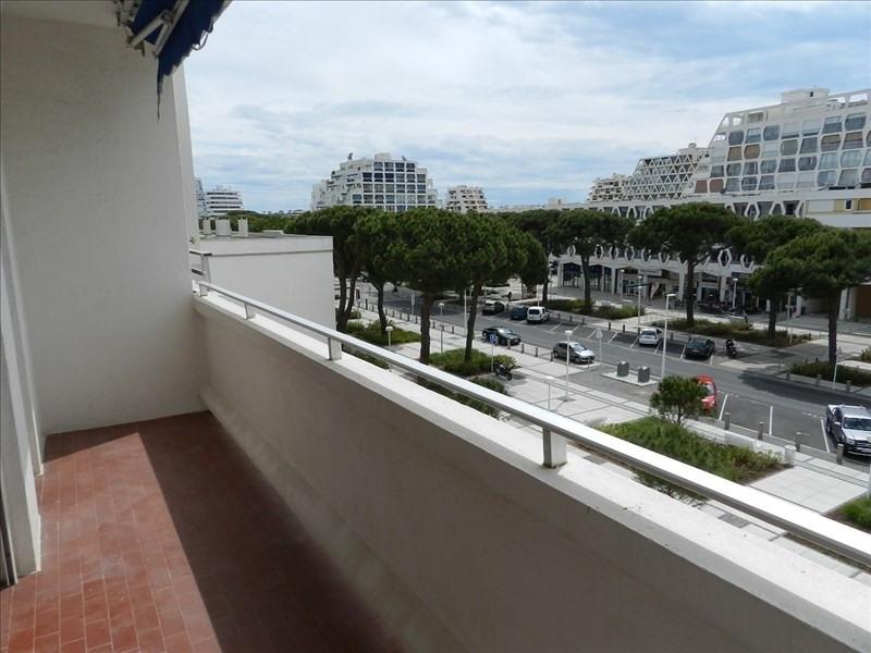 Location appartement La grande motte 850€ CC - Photo 1