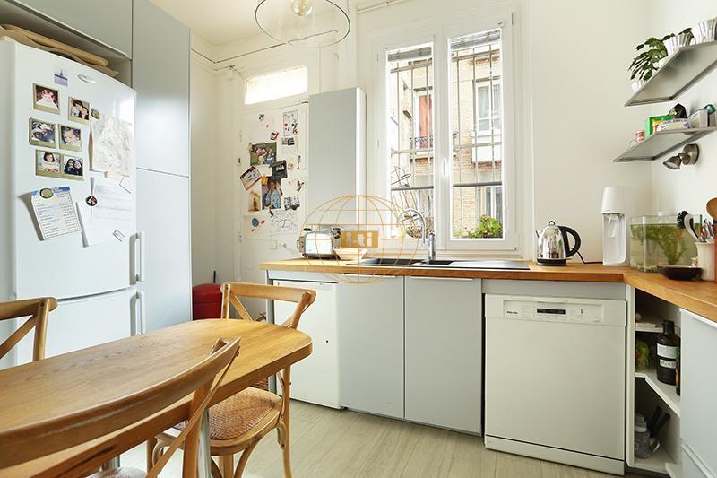 Vente de prestige appartement Neuilly sur seine 1445000€ - Photo 7