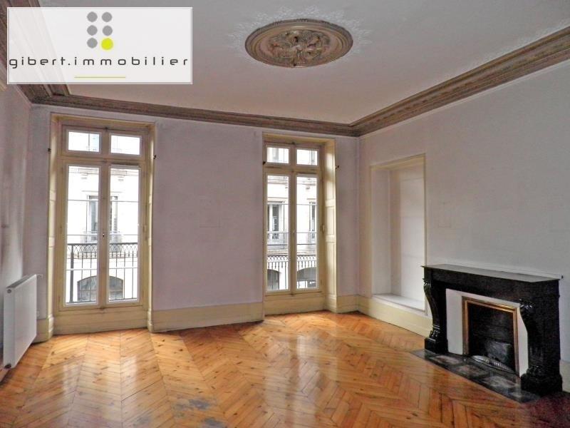 Rental apartment Le puy en velay 574,79€ CC - Picture 2
