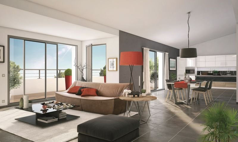 Deluxe sale apartment Issy-les-moulineaux 1940000€ - Picture 1