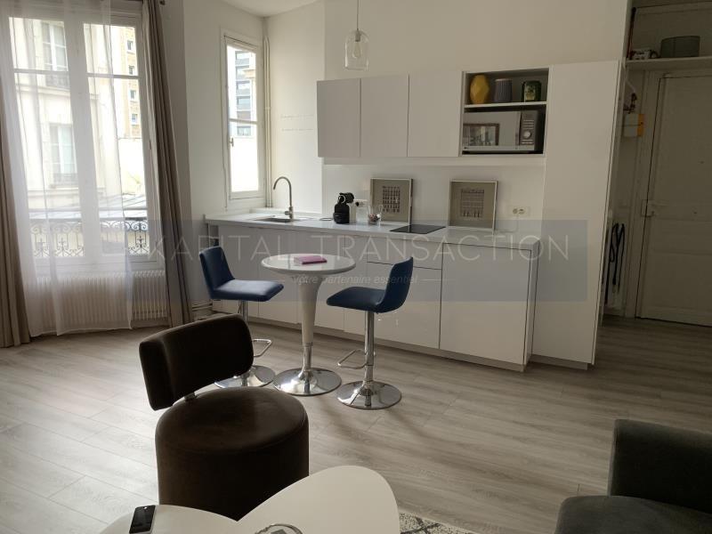 Vente appartement Paris 16ème 485000€ - Photo 3