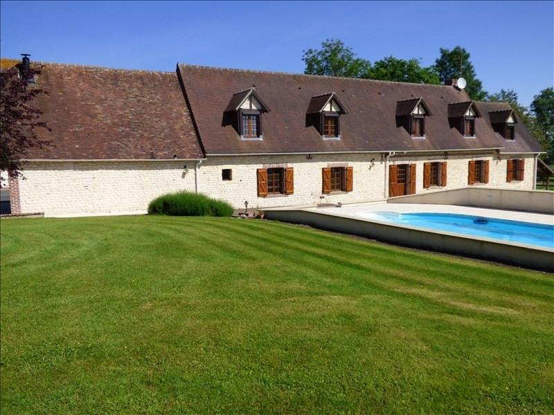 Sale house / villa Moulins la marche 328000€ - Picture 1