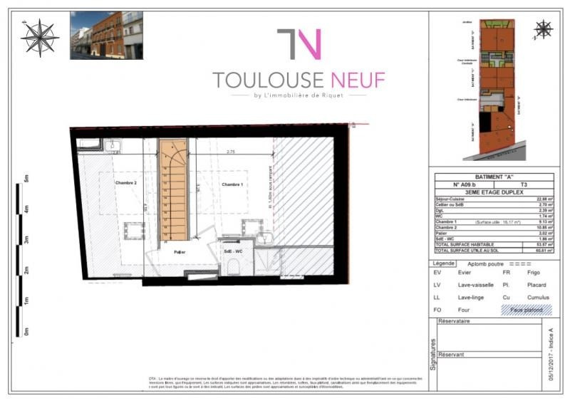 Vente appartement Toulouse 340 000€ - Photo 9