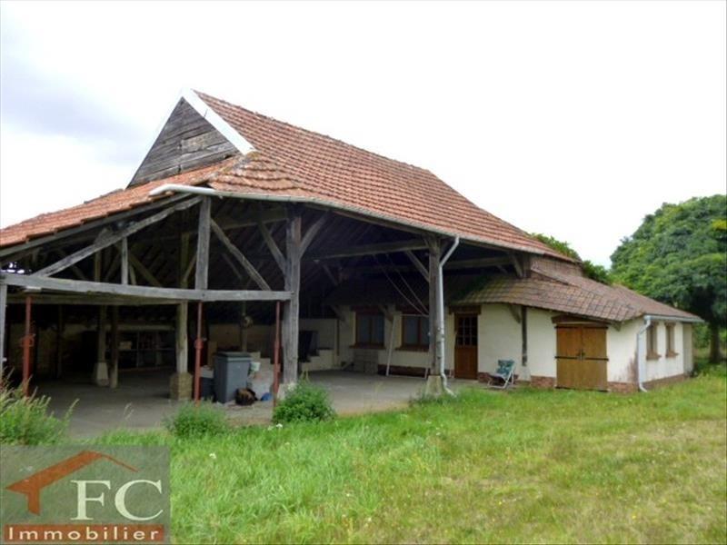 Sale house / villa Villechauve 107000€ - Picture 2