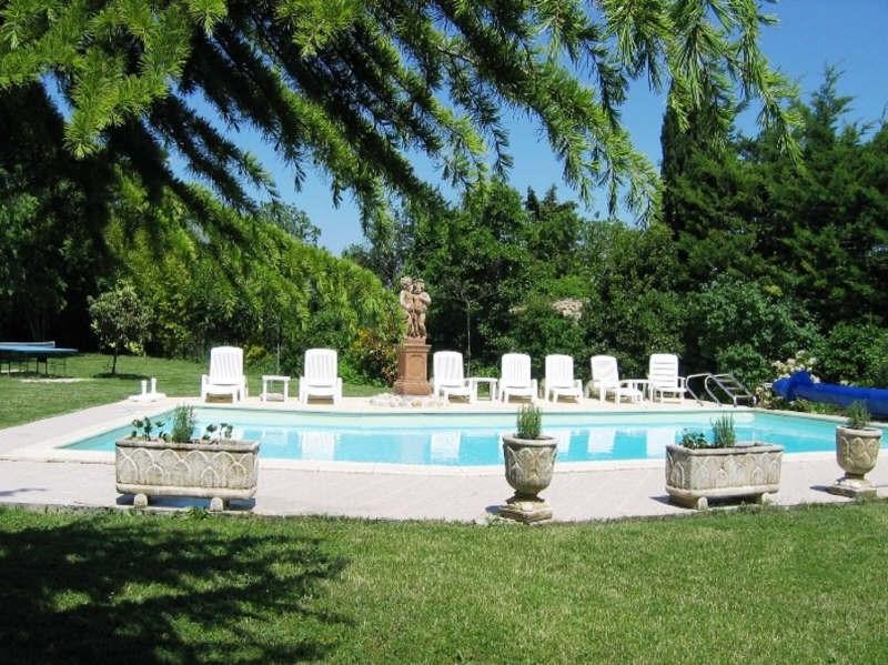 Immobile residenziali di prestigio casa Uzes 897750€ - Fotografia 20