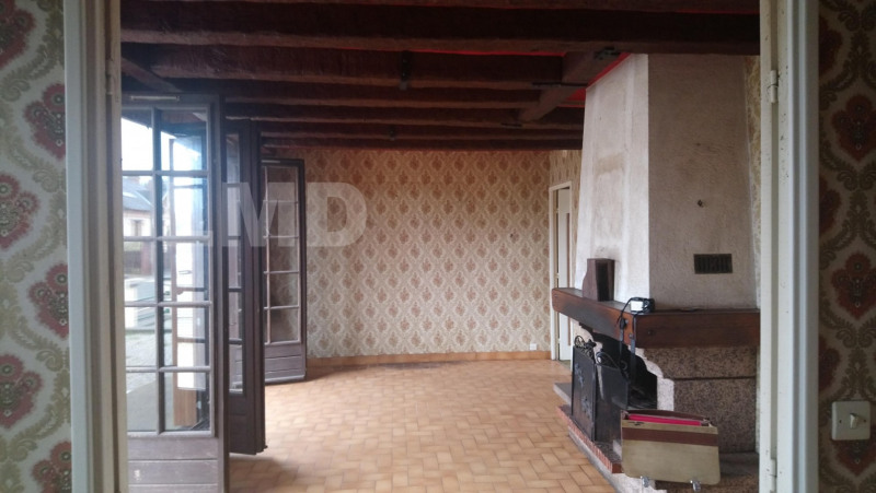 Vente maison / villa Montbizot 134000€ - Photo 6