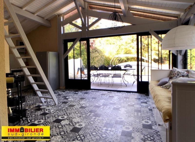 Vente maison / villa Podensac 389100€ - Photo 3