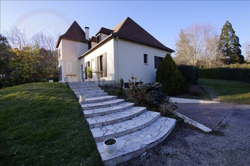 Sale house / villa Lembras 255000€ - Picture 1