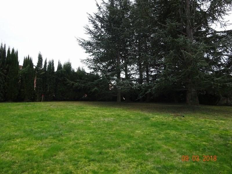 Vente terrain Beausemblant 76000€ - Photo 1