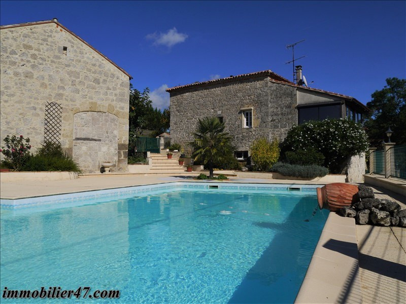 Vente maison / villa Prayssas 470 000€ - Photo 2