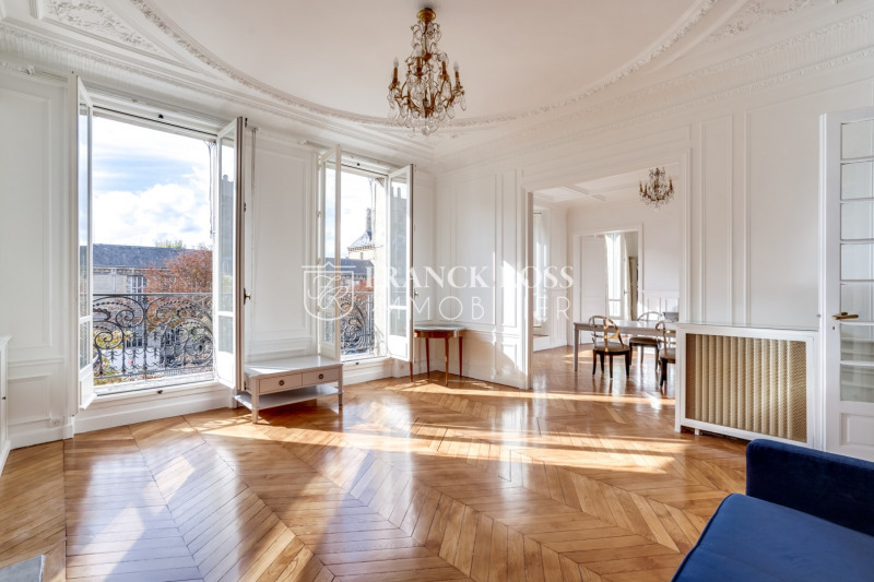 Rental apartment Paris 15ème 6 560€ CC - Picture 2