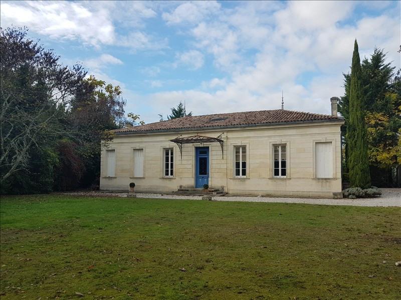 Vente de prestige maison / villa Margaux 685000€ - Photo 2