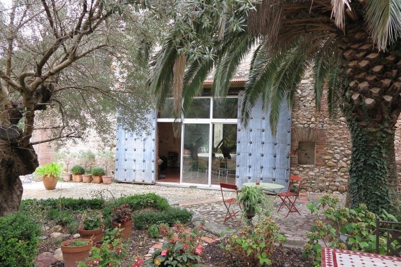 Vente de prestige maison / villa Proche collioure 625000€ - Photo 1