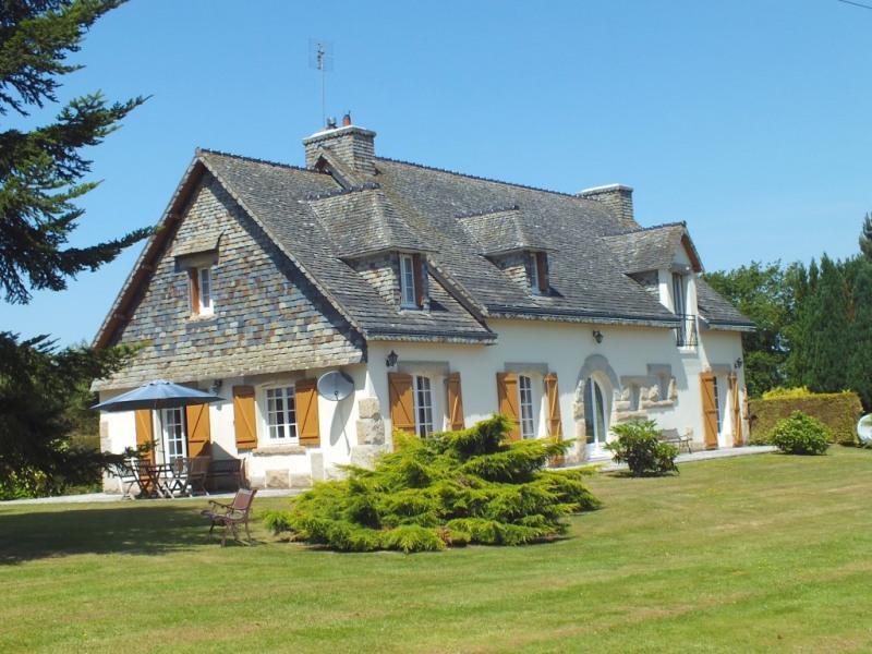 Sale house / villa Gouarec 211650€ - Picture 1