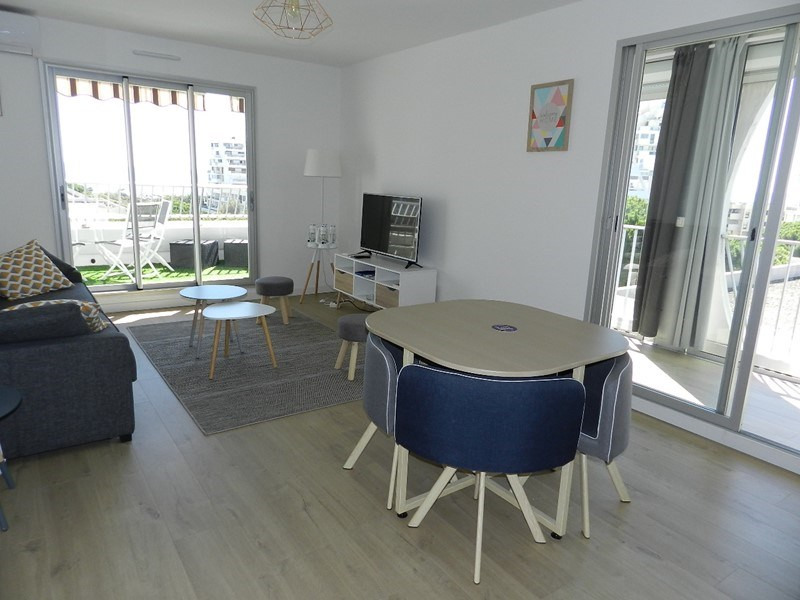 Vacation rental apartment La grande motte 390€ - Picture 3