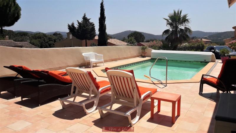 Deluxe sale house / villa Bormes les mimosas 660000€ - Picture 1